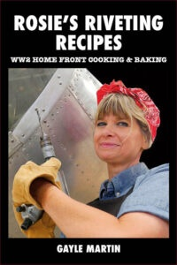 Book Cover for Rosies Riveting Recipes